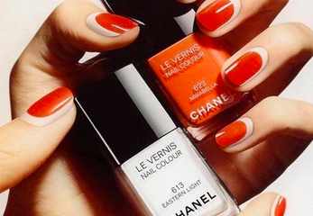 chanel french manicure
