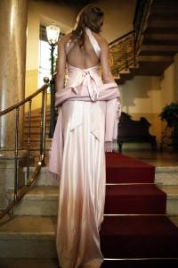 open back ralph lauren dress