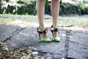 shoes zanotti for vionnet