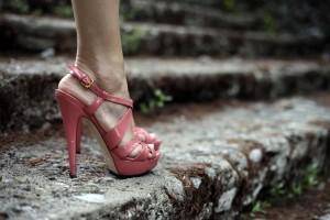 miu miu fucsia sandals