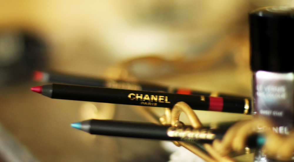 chanel le crayon yeux berry lucky
