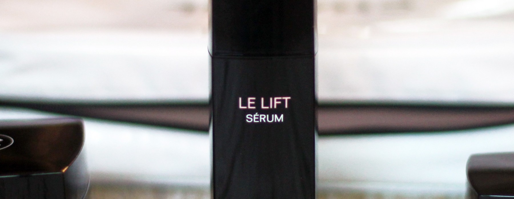Skincare: Chanel Le Lift