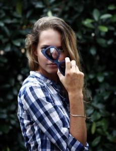 jimmychoo sunglasses blue
