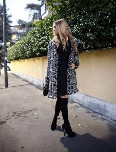 luisa spagnoli coat winter 2015