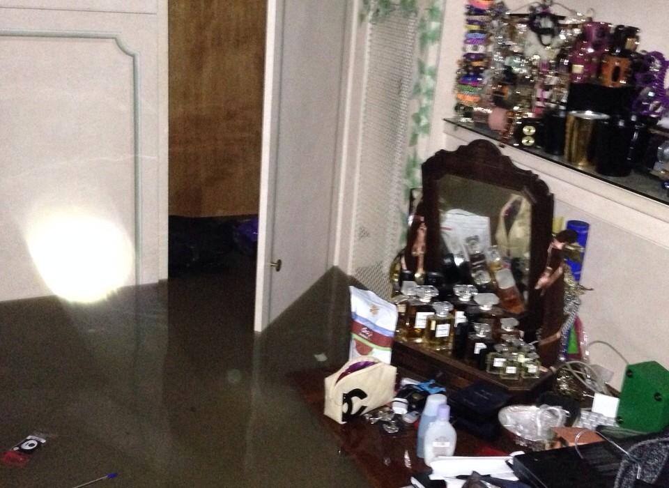Milano Alluvione: Seveso esondazione 2014