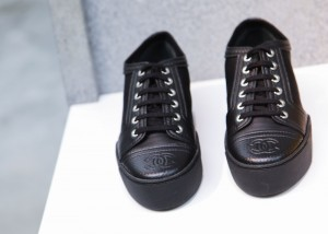 chanel tennis shoes spring 2015