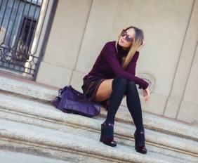 kristina ti shorts winter 2015
