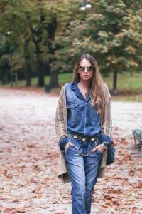tuta d jeans ralph lauren