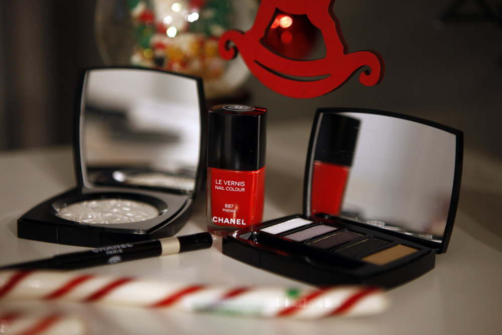 chanel nailpolish christmas 2014