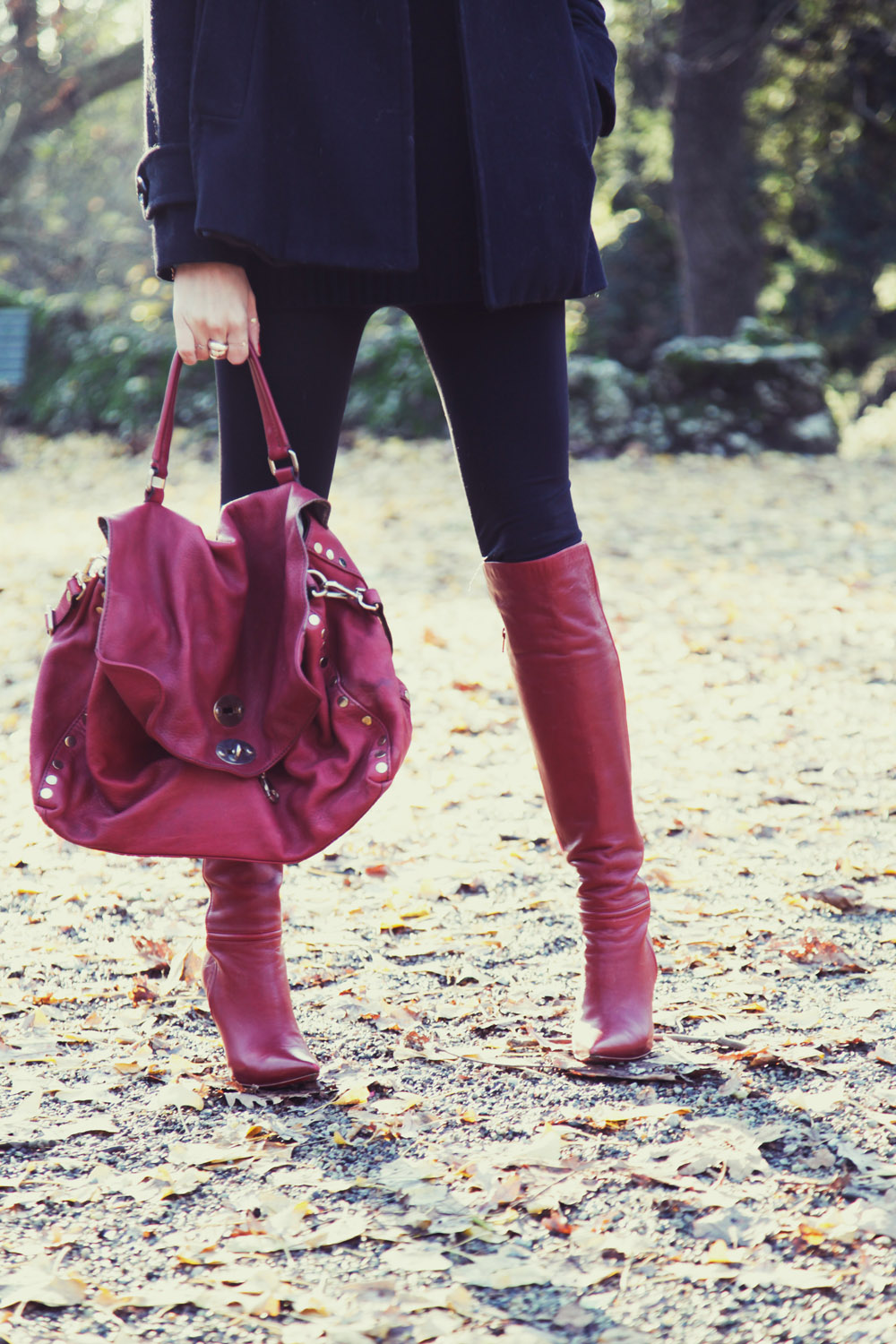 christian louboutin red cuissard