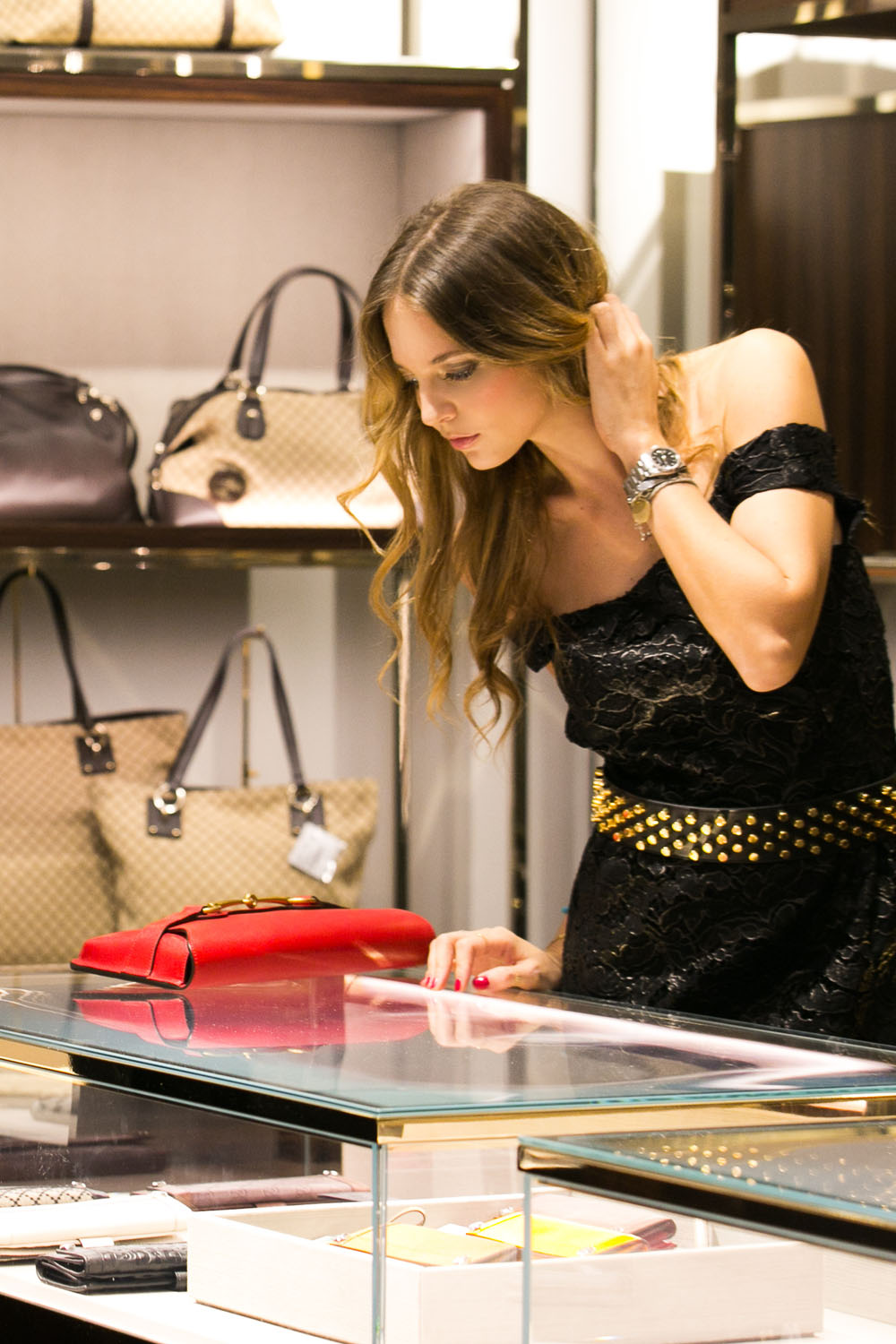 discovering the new gucci boutique at serravalle outlet