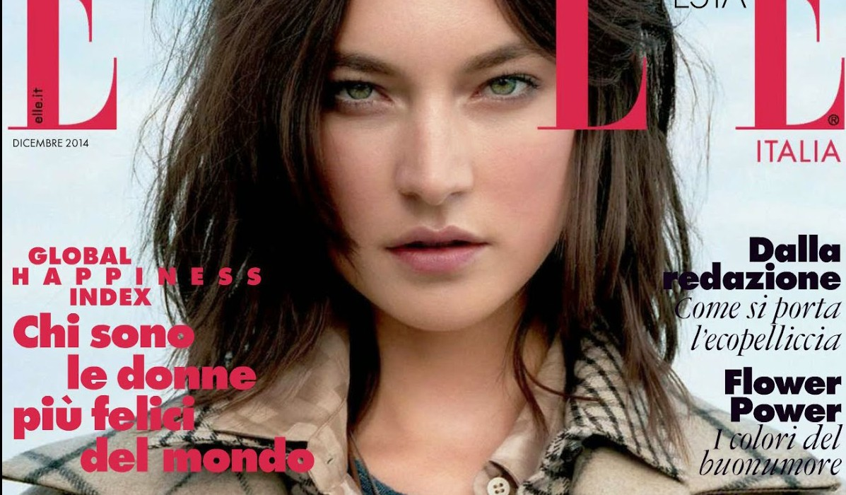 Interview on Elle Italia