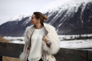fashion mountain look