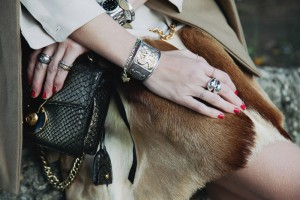 luxury arm candy and pomellato67 ring