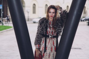 maison about dress by veronica ferraro