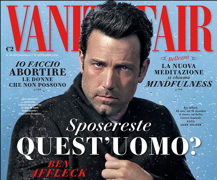 Interview on Vanityfair Italia