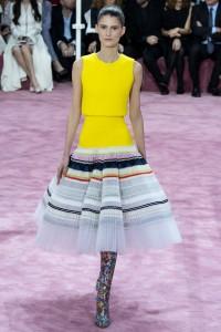dior parigi alta moda primavera estate 2015