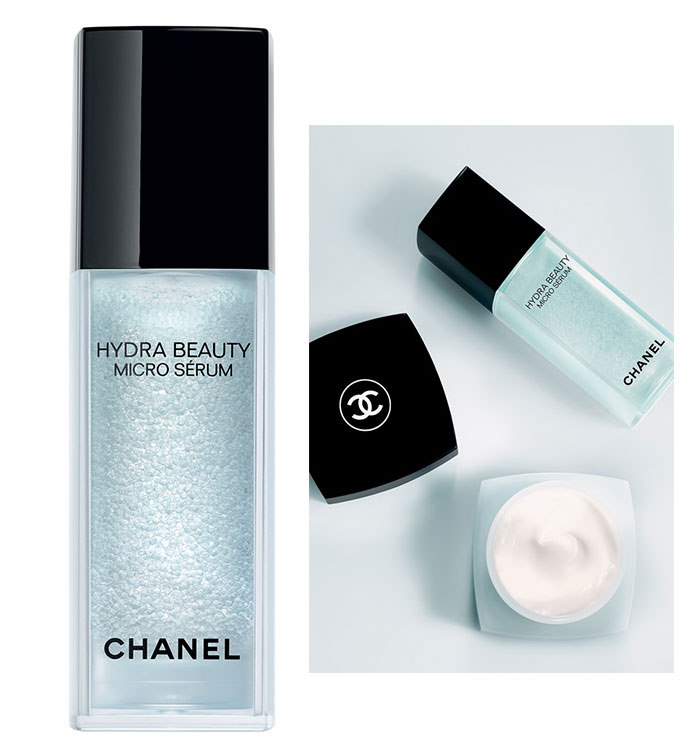 hydra beauty chanel perfect skin