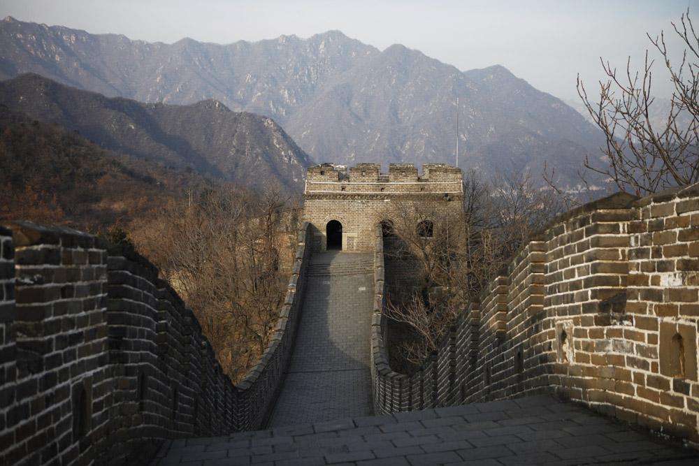 muraglia cinese pechino