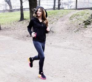 right way of running