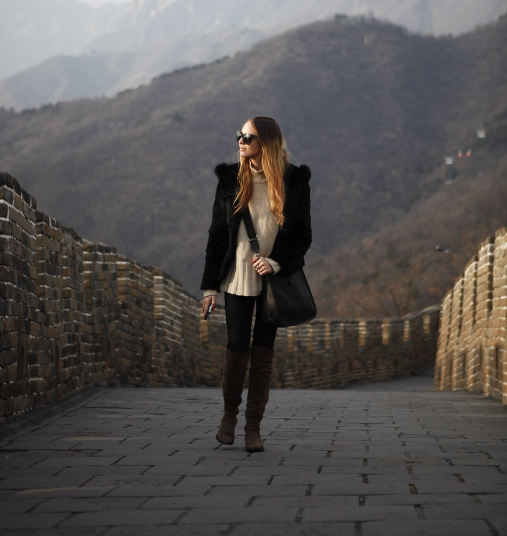 what to wear visiting the greatwall