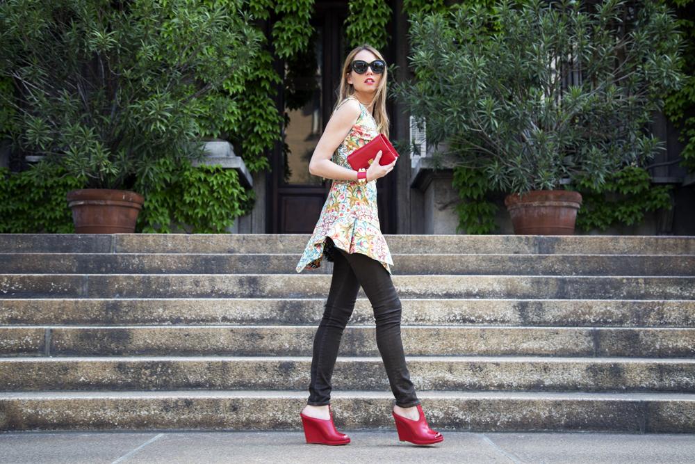 Just-Cavalli-spring-dress