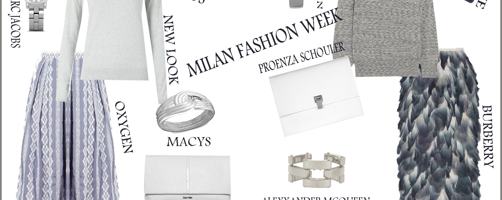Milan Fashion Show: Get the look
