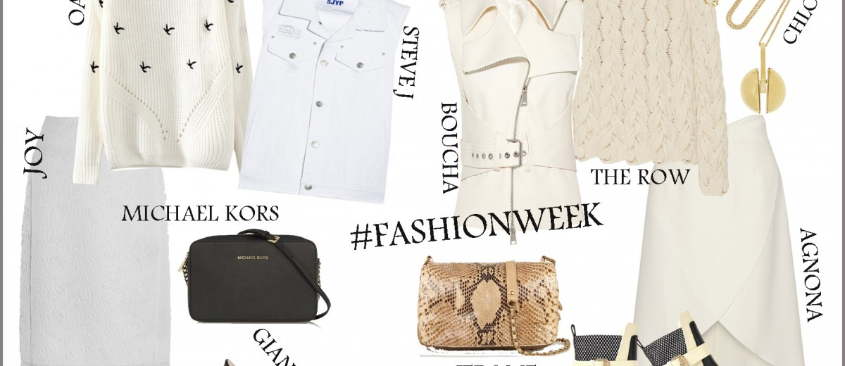 New York Fashion Week- How to get dress