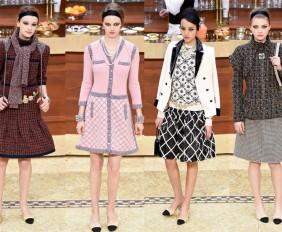 Chanel Fashion Show Fall Winter 2016