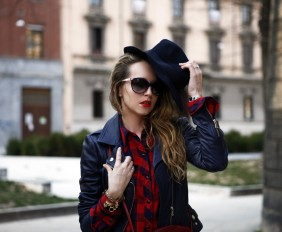 What to wear with a plaid shirt ralph lauren