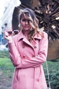 atos lombardini pink coat 2