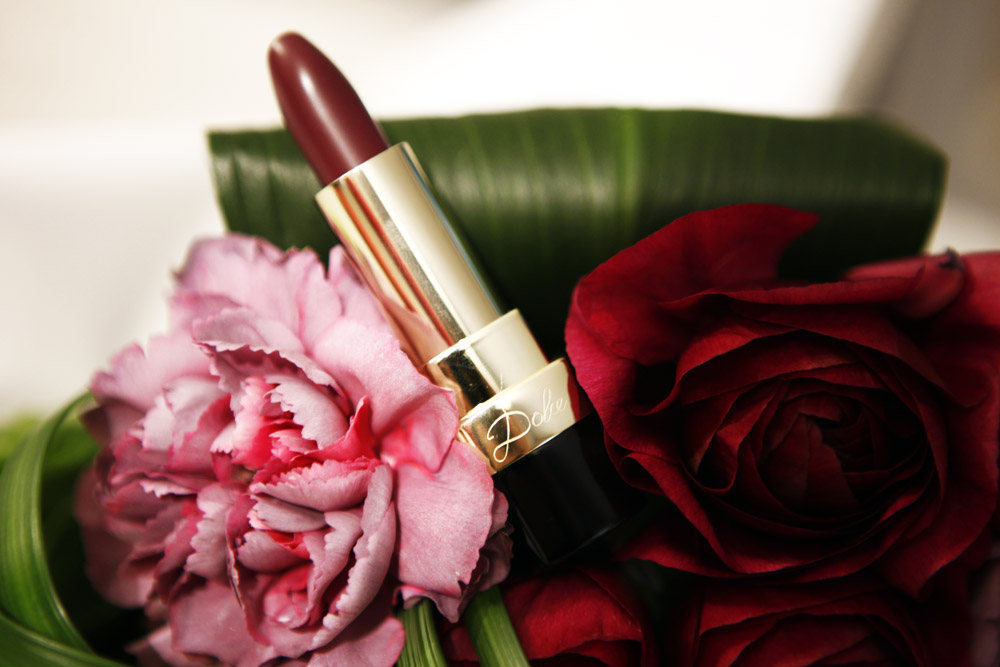 dolce matte lipstick inferno