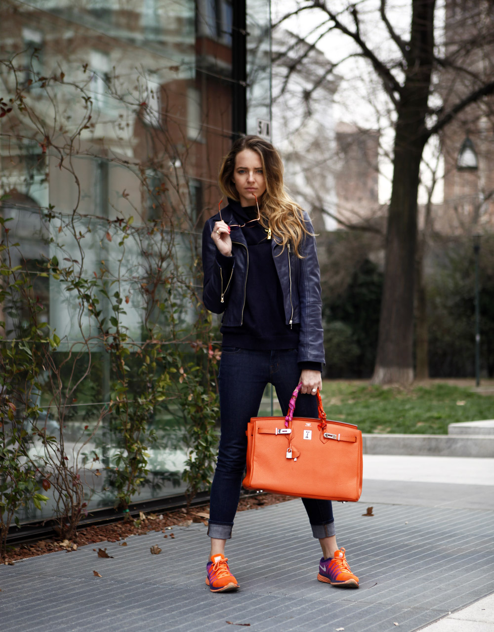 orange birkin bag hermes