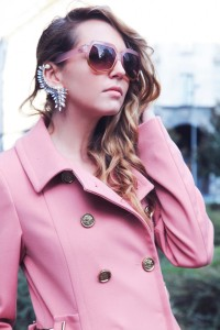 pink sunglasses mar by marc jacobs