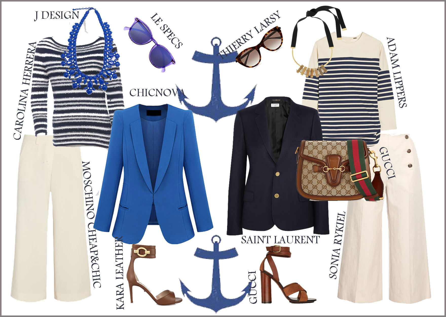 Yacht club look