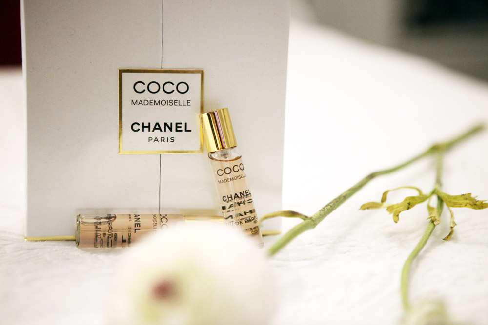 recharge Coco mademoiselle limited edition