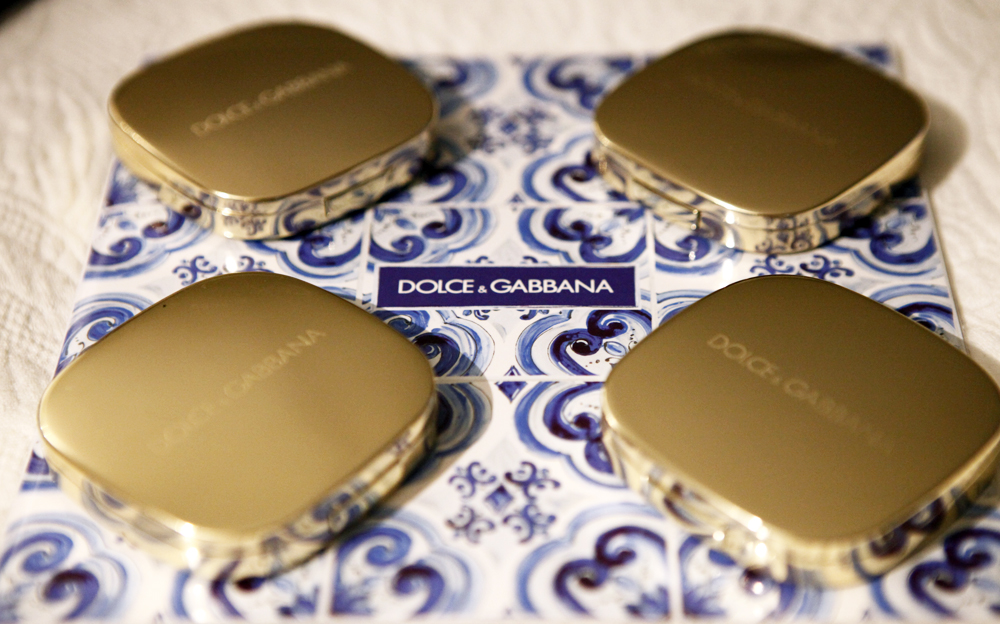 dolce gabbana make up summer 2015