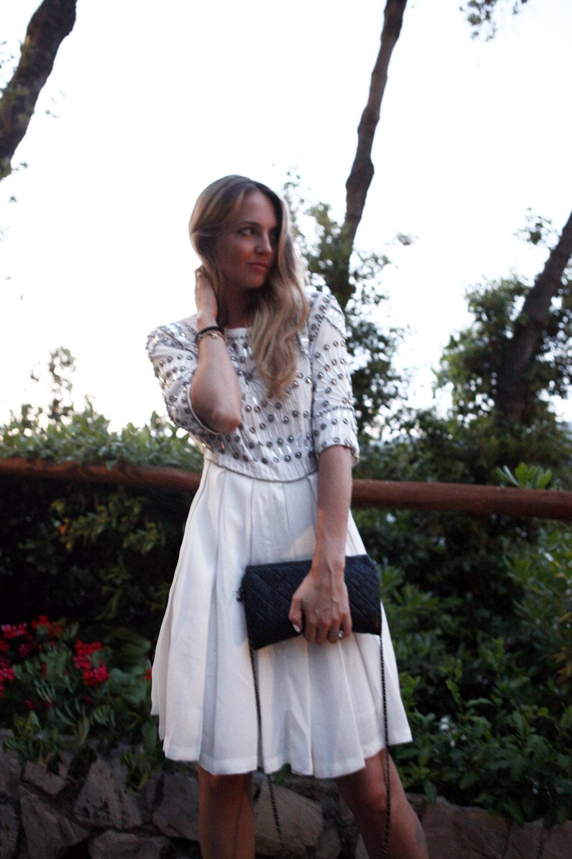 asos summer dress 2015 paillettes