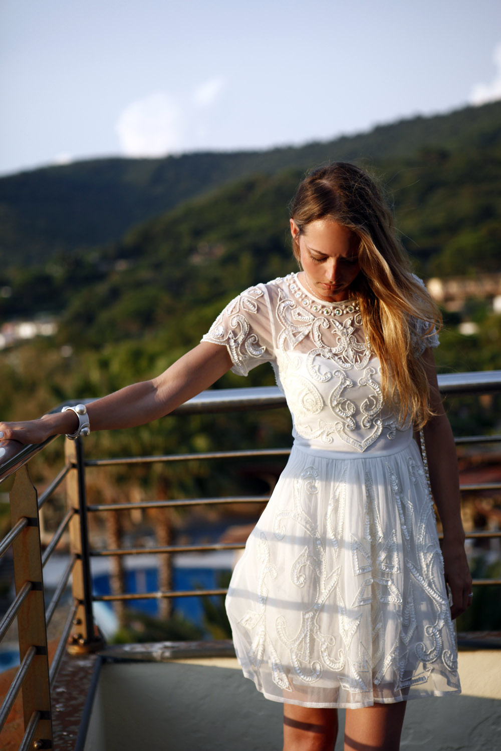 asos white dress summer 2015 bride