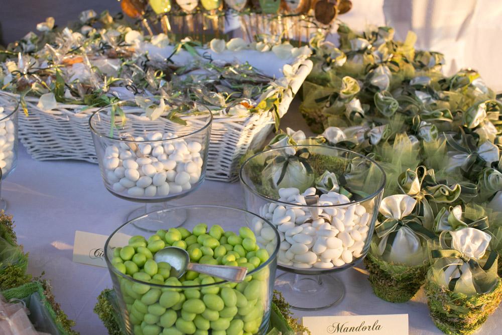 bomboniere e confetti matrimonio