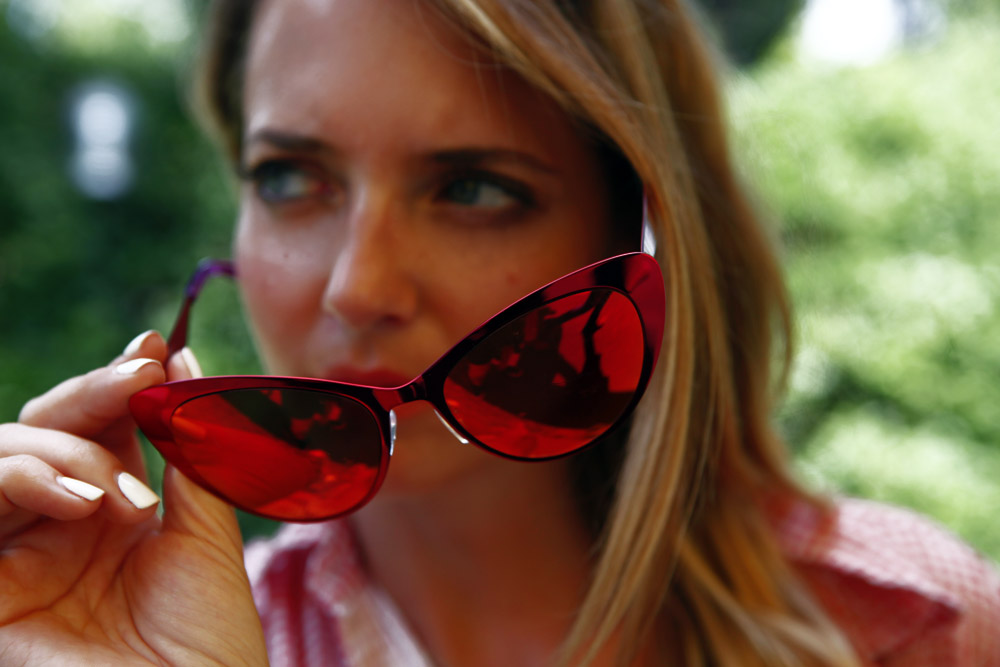 oxydo red sunglasses summer 2015