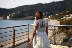 paillettes white dress summer 2015