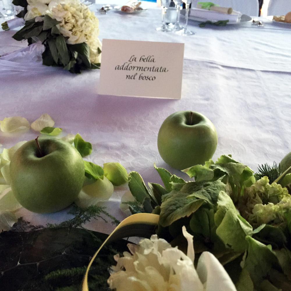 segna tavolo marimonio