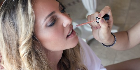 wedding make up summer 2015