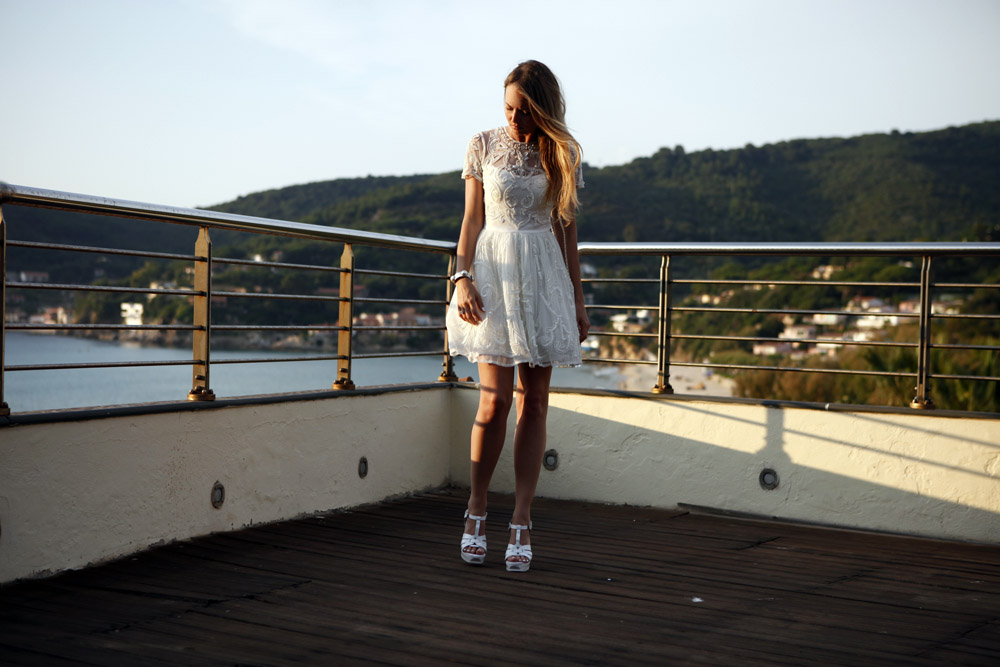 white summer look 2015