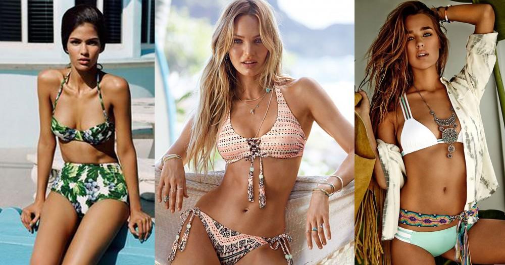 Estate 2015: quali bikini scegliere