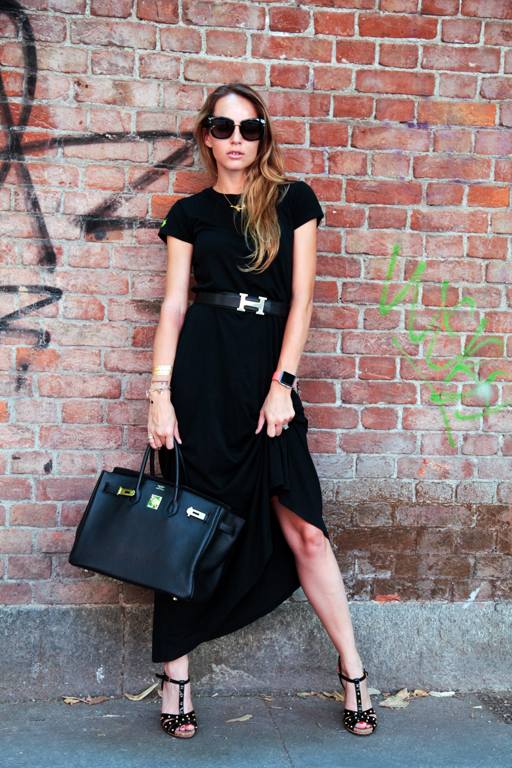 How to wear t shirt dress ralph lauren