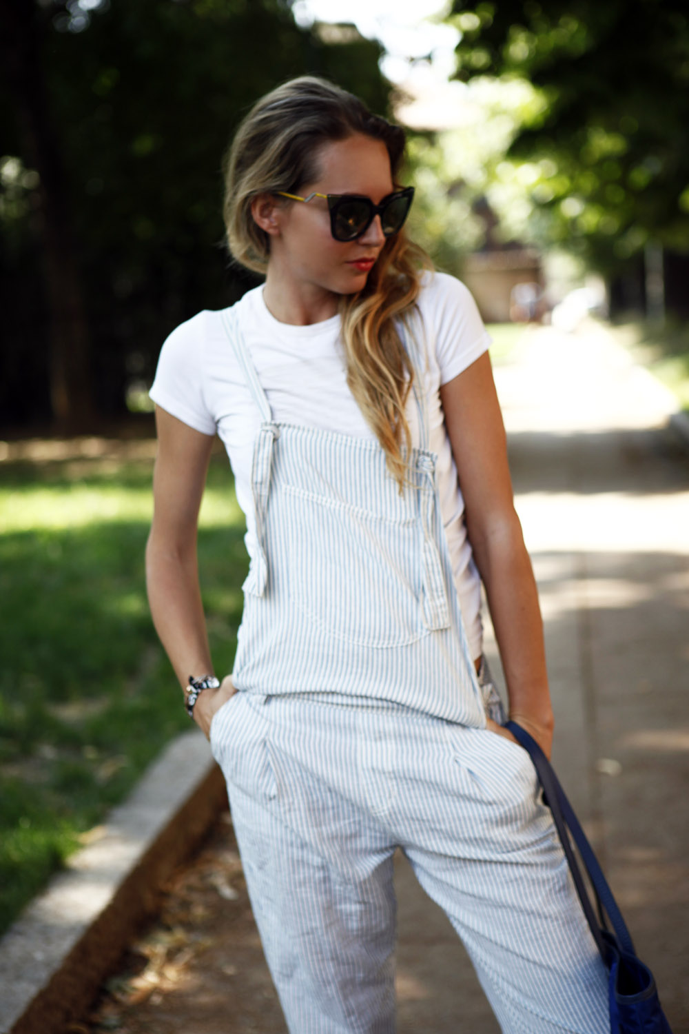 fashion blogger summer outfit
