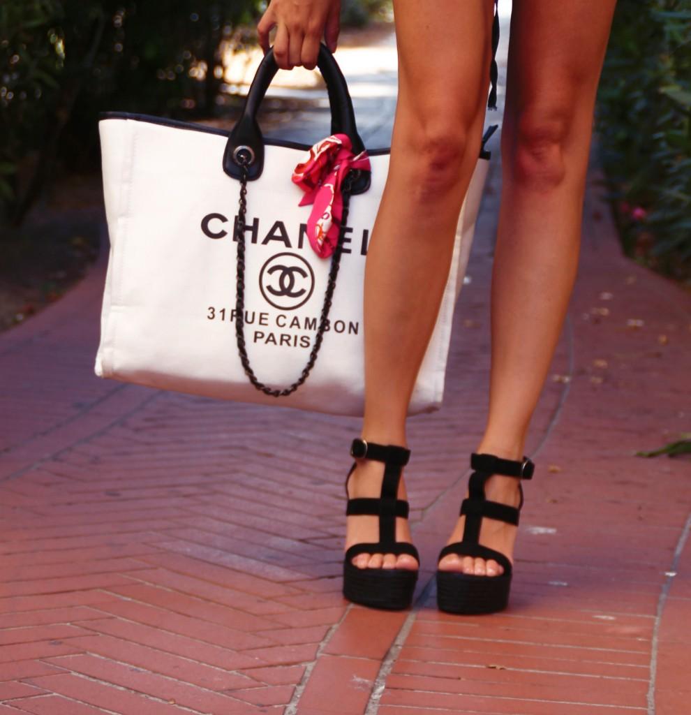 summer 2015 chanel bag