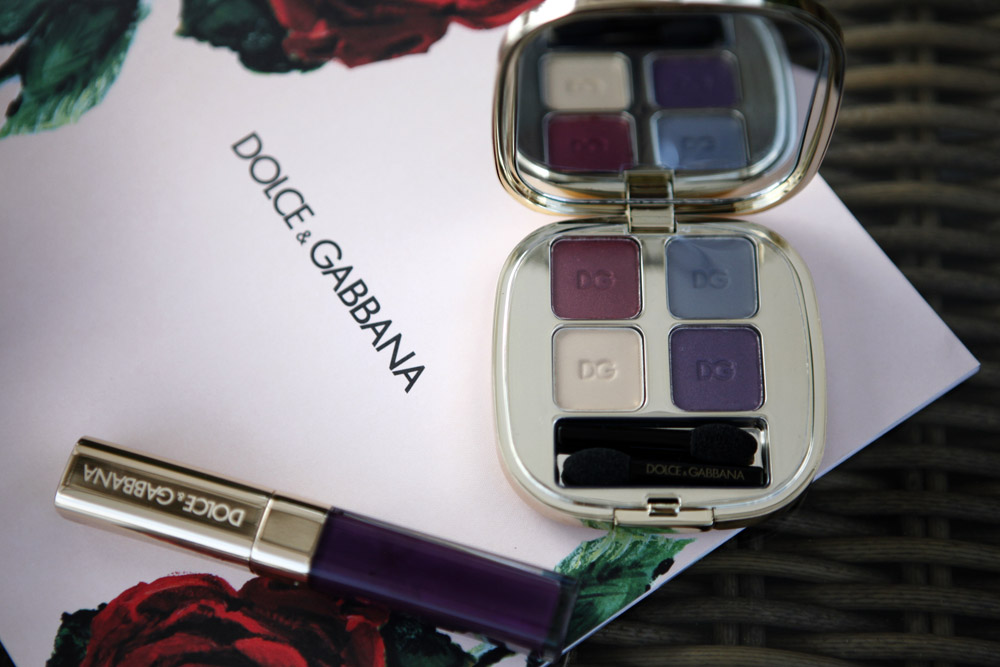 dolce gabbana eyeshadow fall 2015